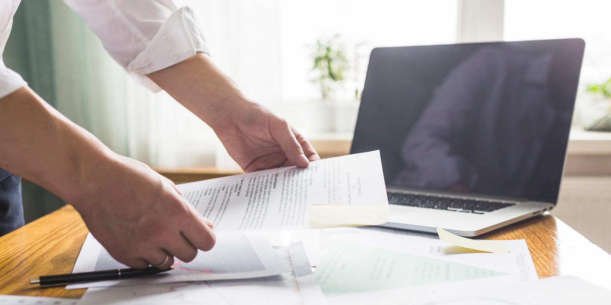 Entenda por que usar documentos jurídicos prontos é essencial