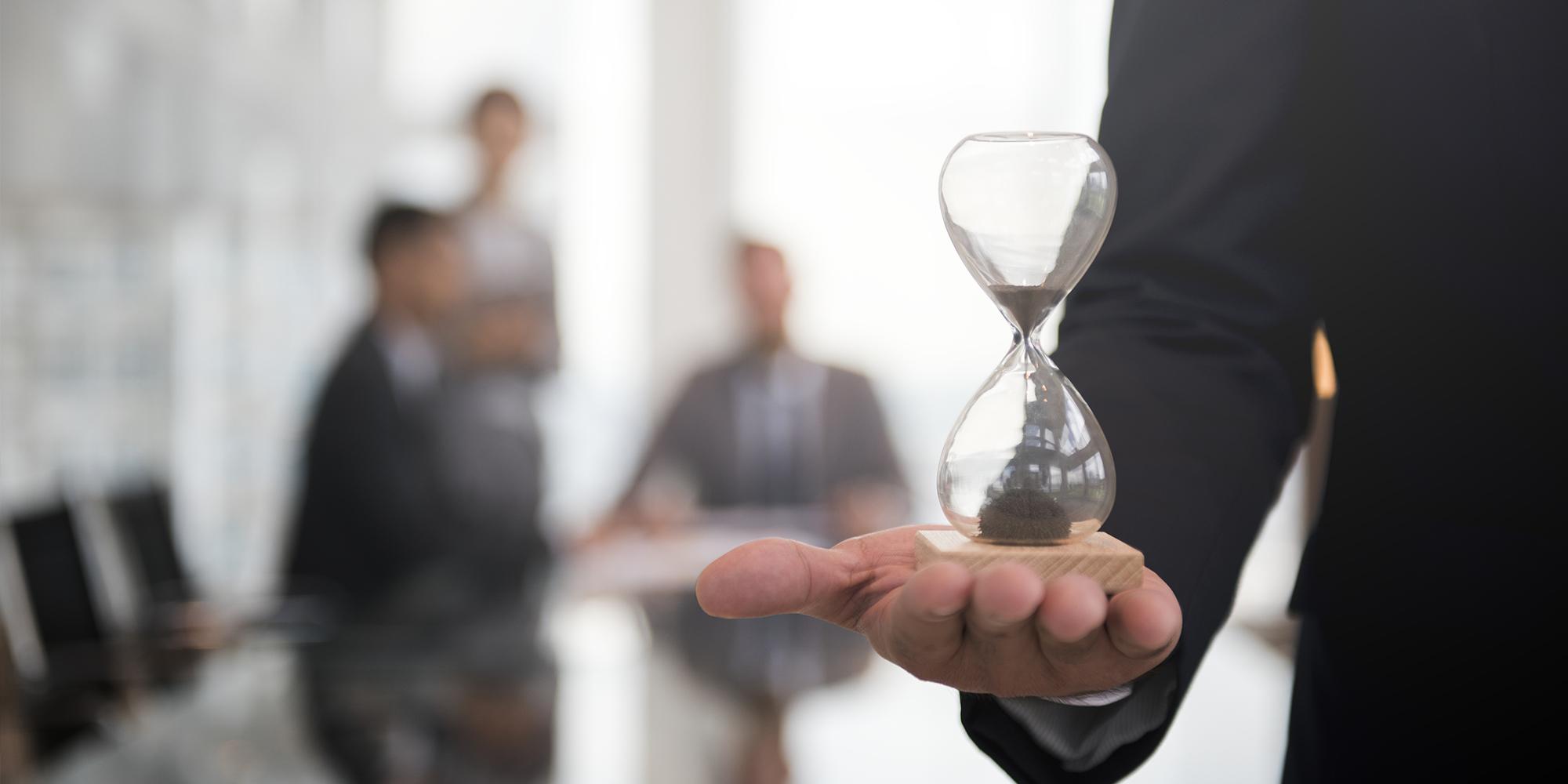 5 dicas para otimizar a gestão do tempo