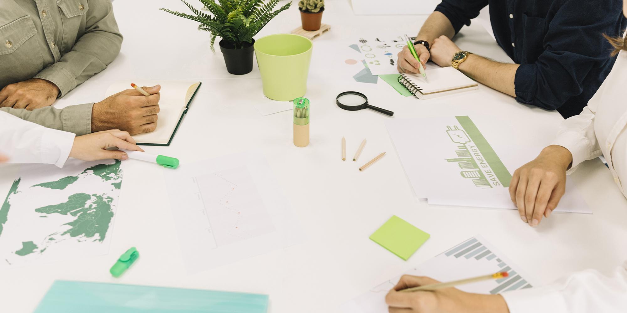 Tecnologia e sustentabilidade no escritório de advocacia