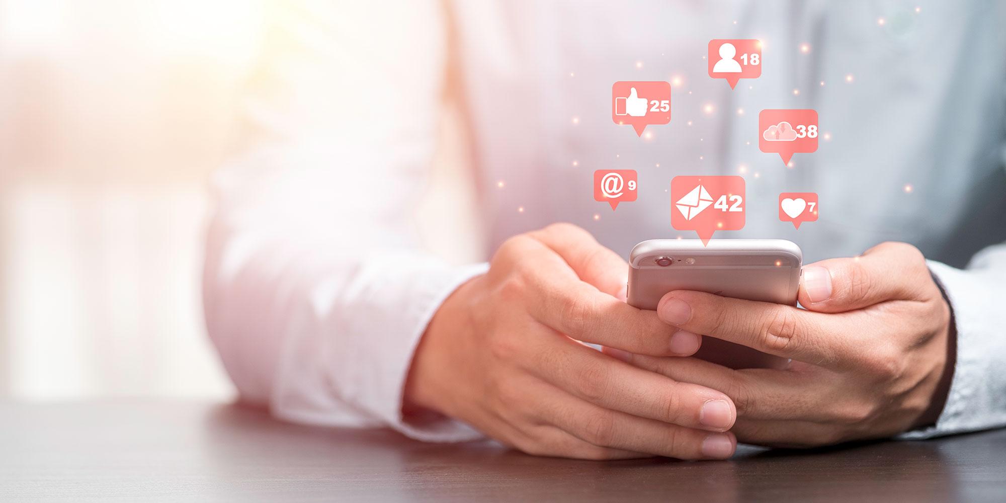 4 dicas para dar um impulso nas suas redes sociais.