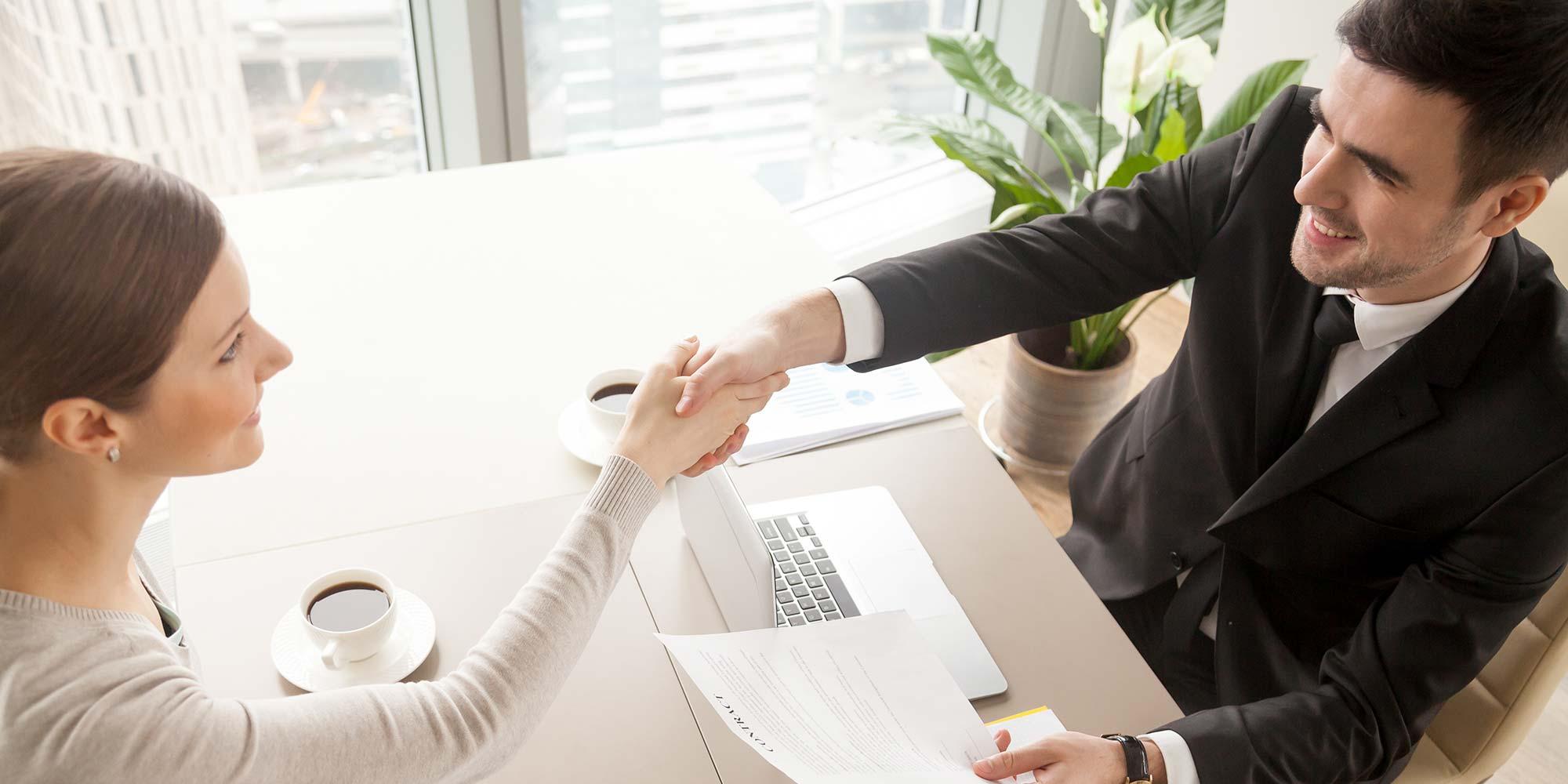 A importância de um bom atendimento ao cliente na advocacia.